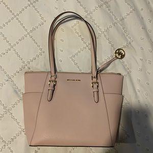 Pale Pink Michael Kors Shoulder Bag